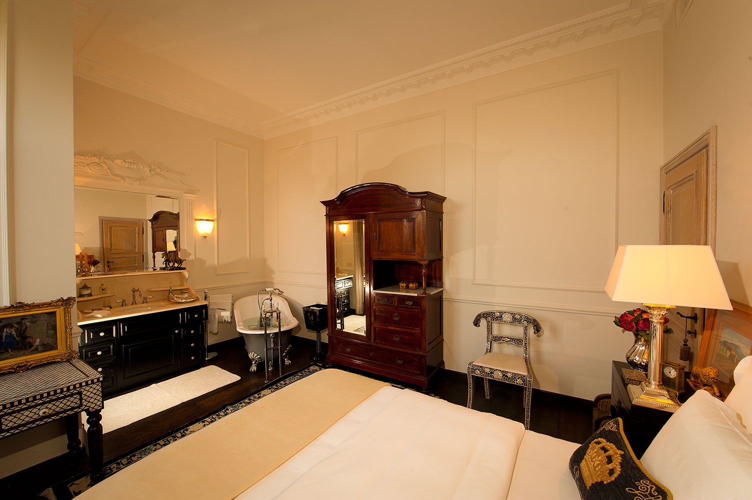 Parco del Principe - Rooms