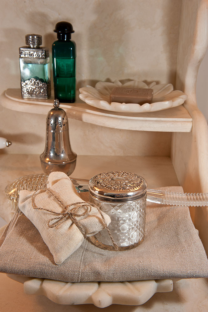 Parco del Principe - Bathrooms